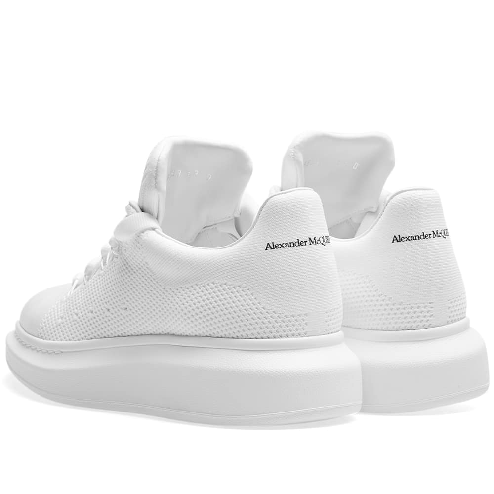 Knitted Wedge Sole Sneaker by Alexander