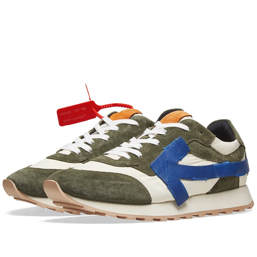 Arrow Running Sneaker by OFF-WHITE