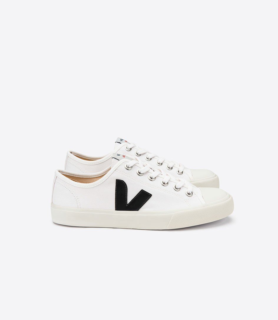 WATA Canvas Trainers by Veja — Thread.com