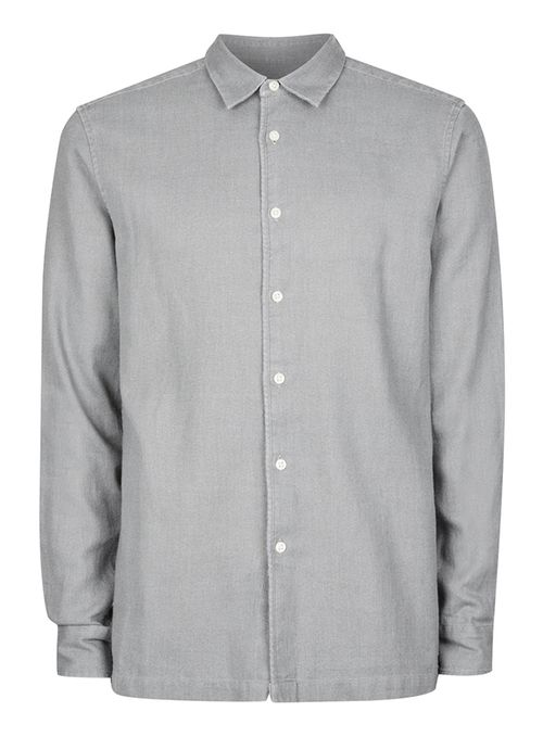 LTD Grey Ltd grey premium cotton shirt