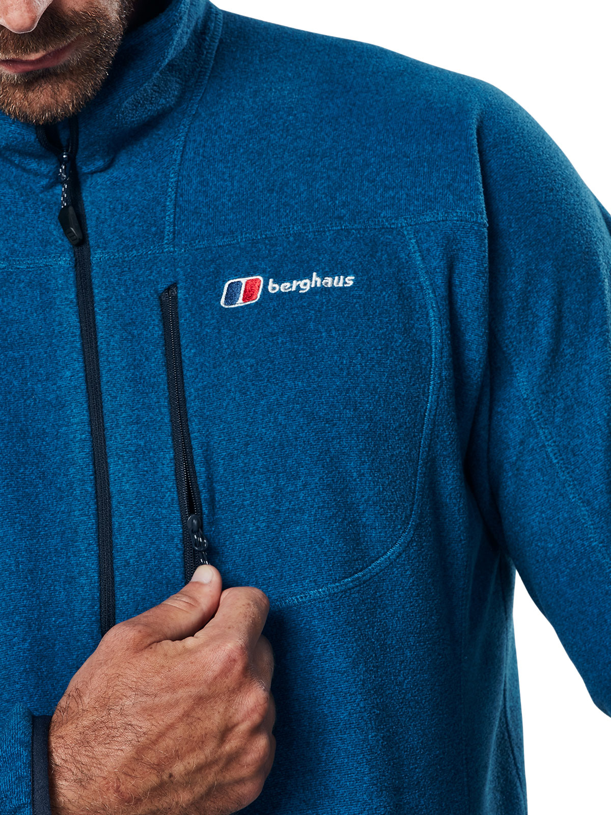 Berghaus Spectrum Micro 2.0 Mens Outdoor Fleece Sweatshirt