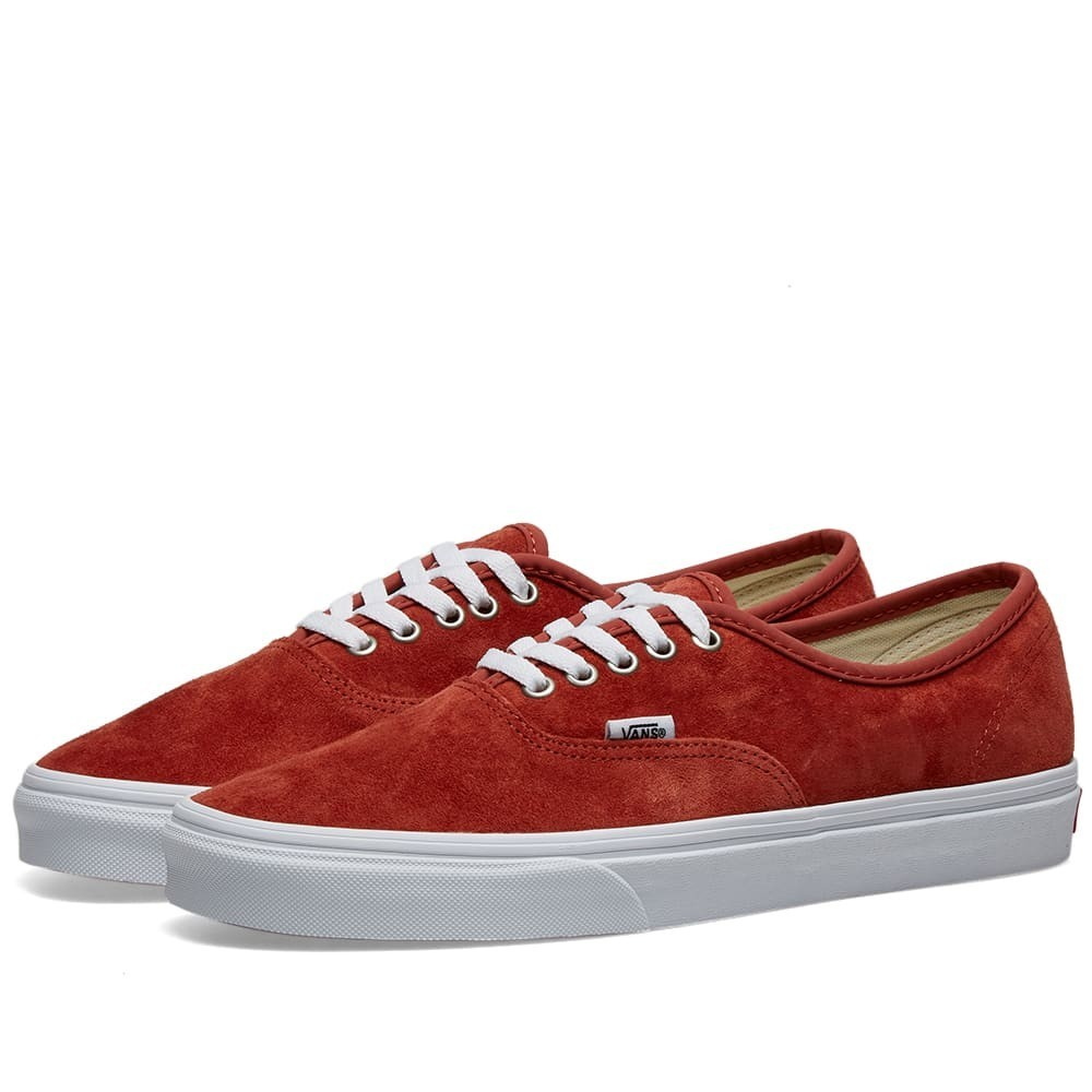 Authentic Pig Suede by Vans — Thread.com