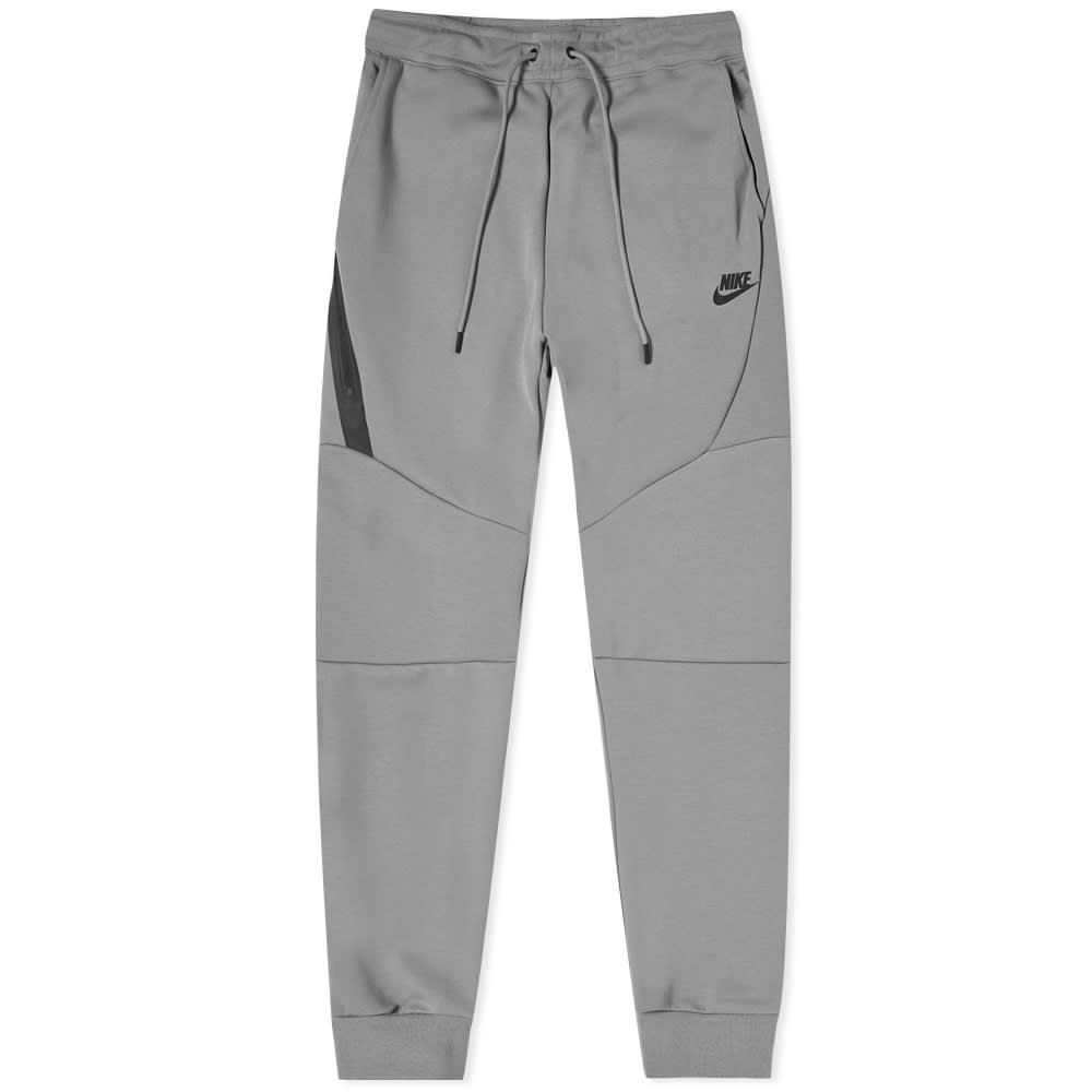 Nike Tech Fleece Tracksuit Black And Grey Shop Clothing Shoes Online