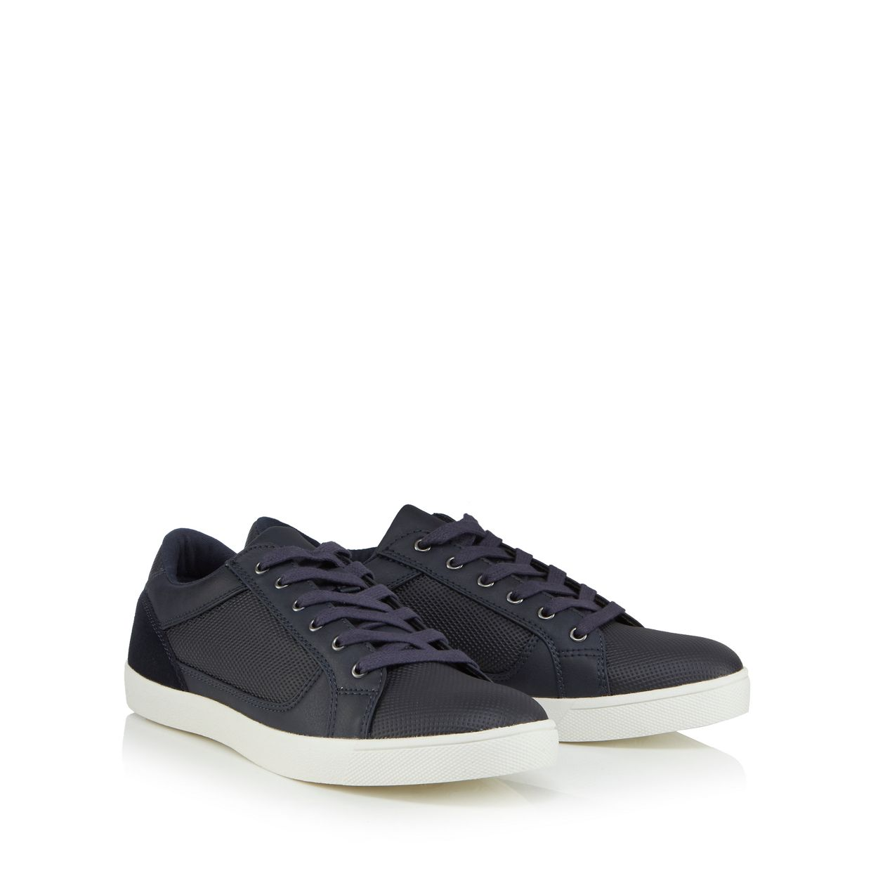 Red Herring Navy trainers