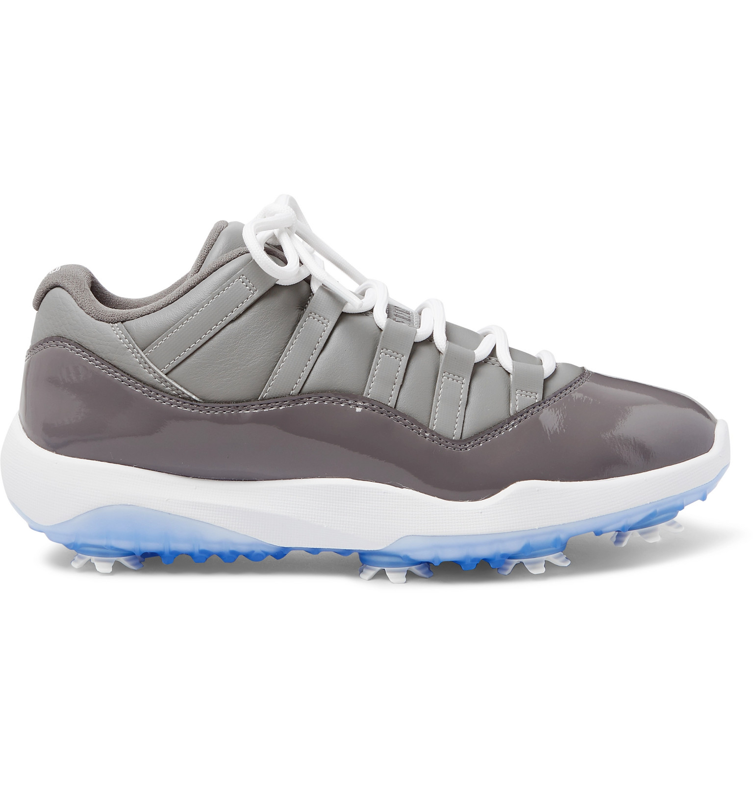 Smooth Leather Golf Shoes by Nike Golf