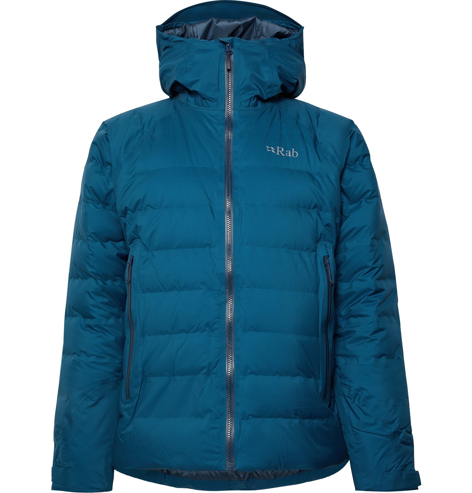 rab mens quilted jacket