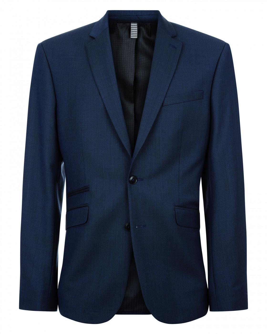 Tailored Birdseye Suit Jacket By Austin Reed Thread Com