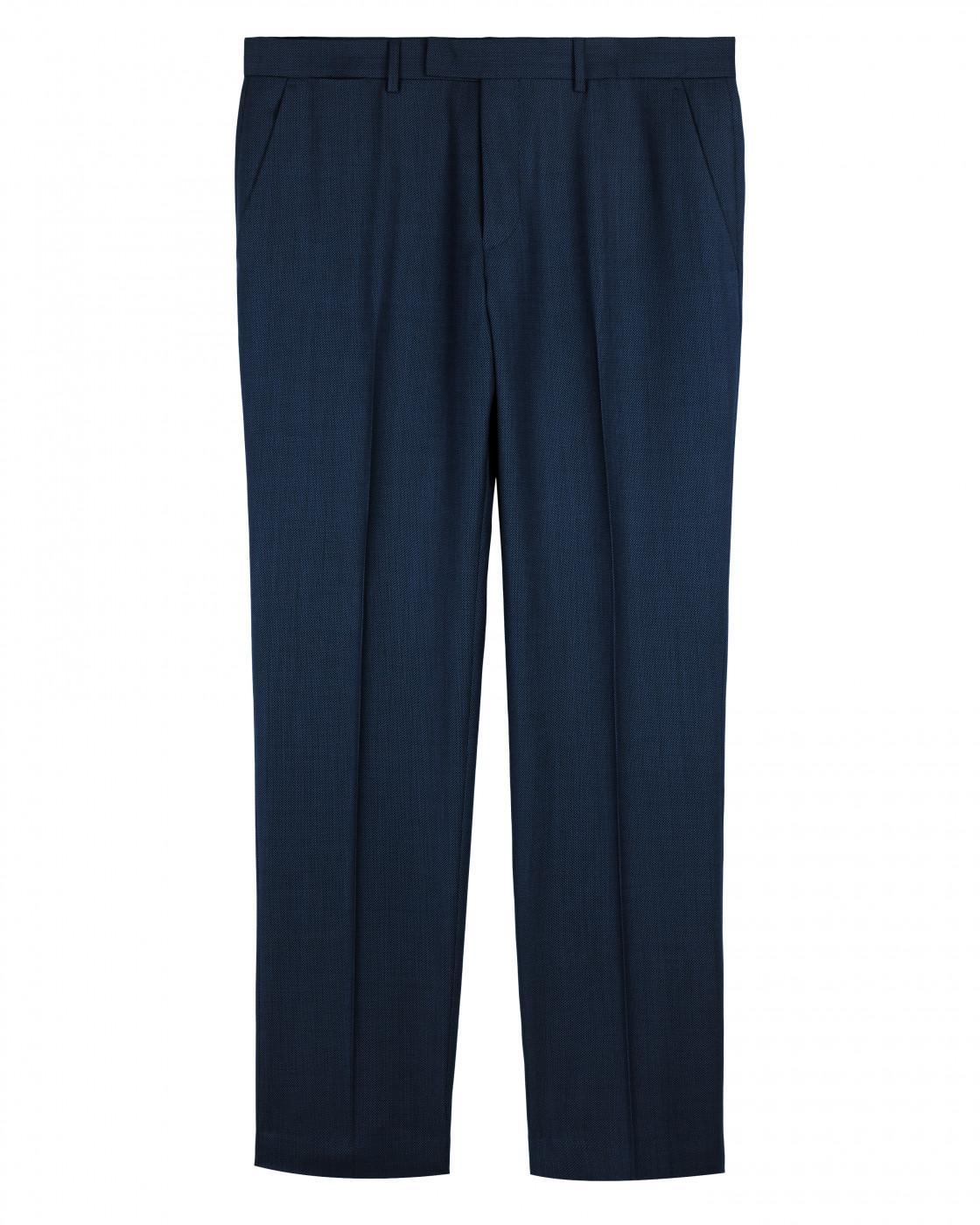 Tailored Birdseye Suit Trouser By Austin Reed Thread