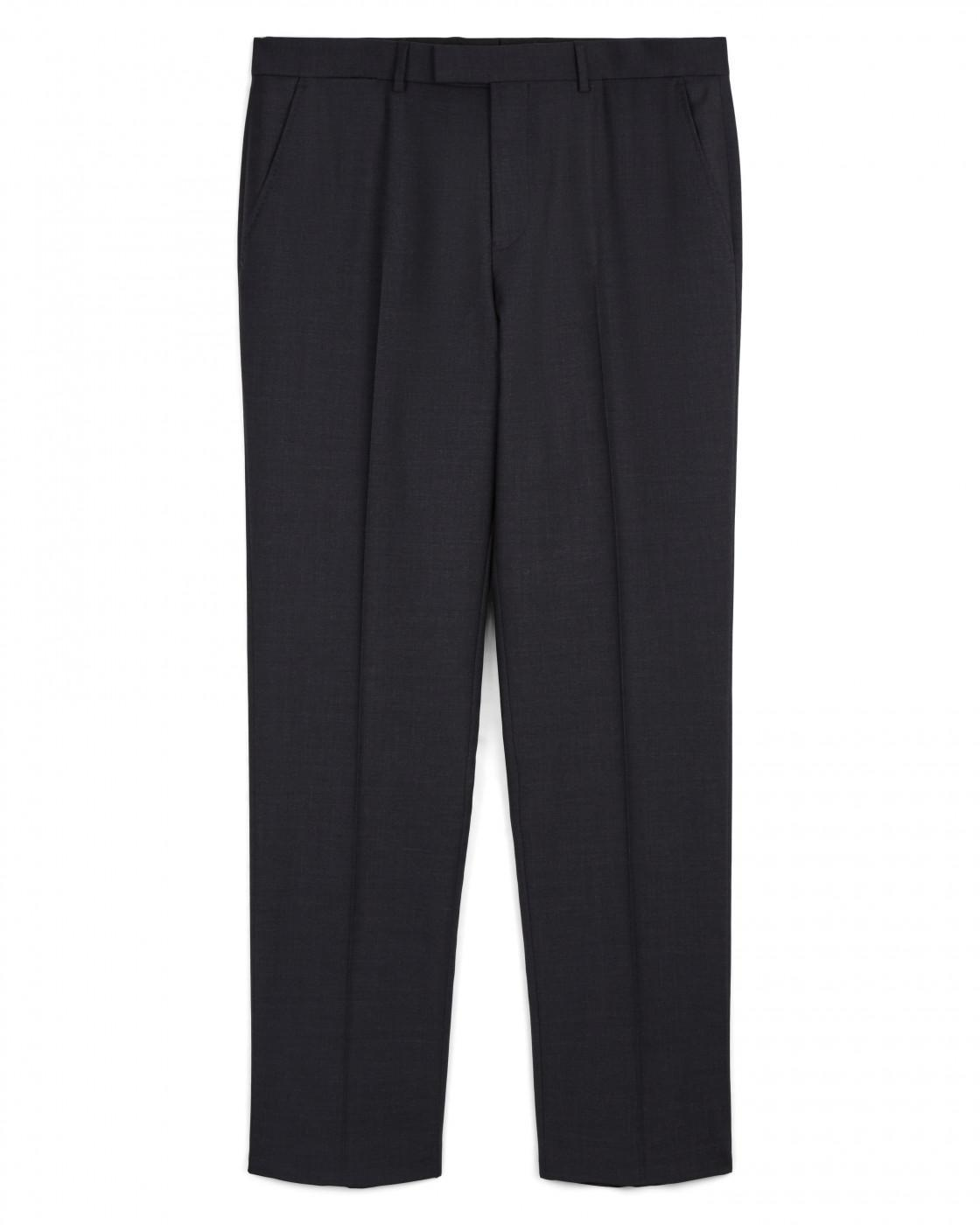 Tailored Plain Weave Suit Trouser By Austin Reed Thread