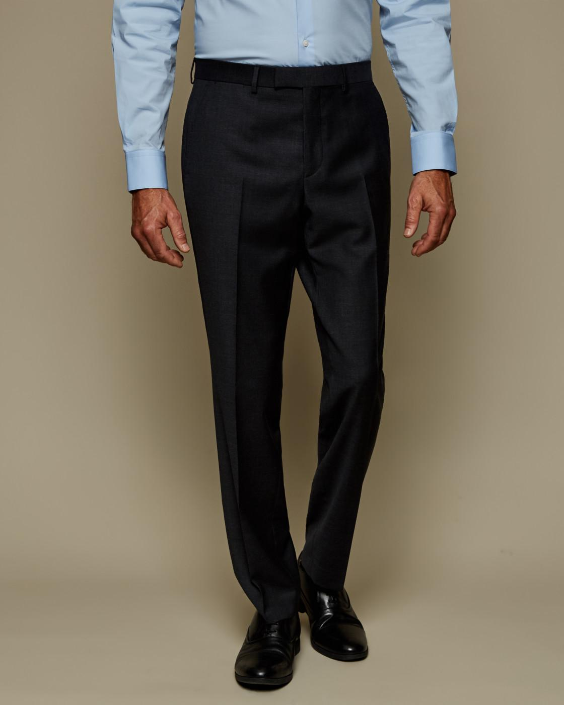 Tailored Plain Weave Suit Trouser By Austin Reed Thread Com