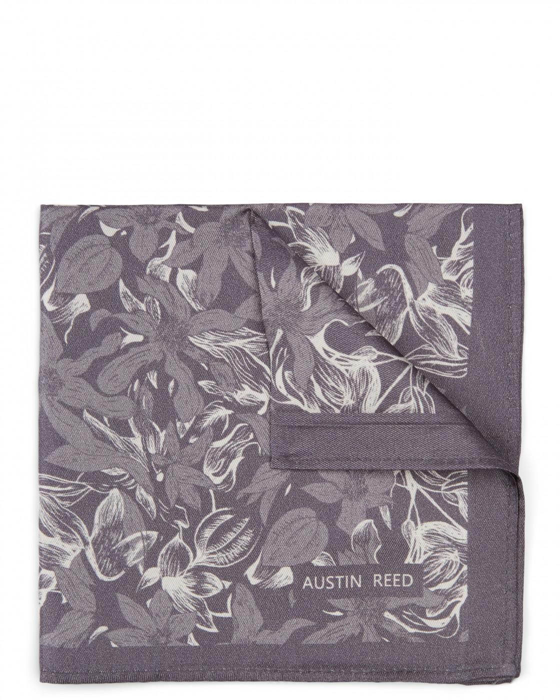 Floral Pocket Square By Austin Reed Thread Com