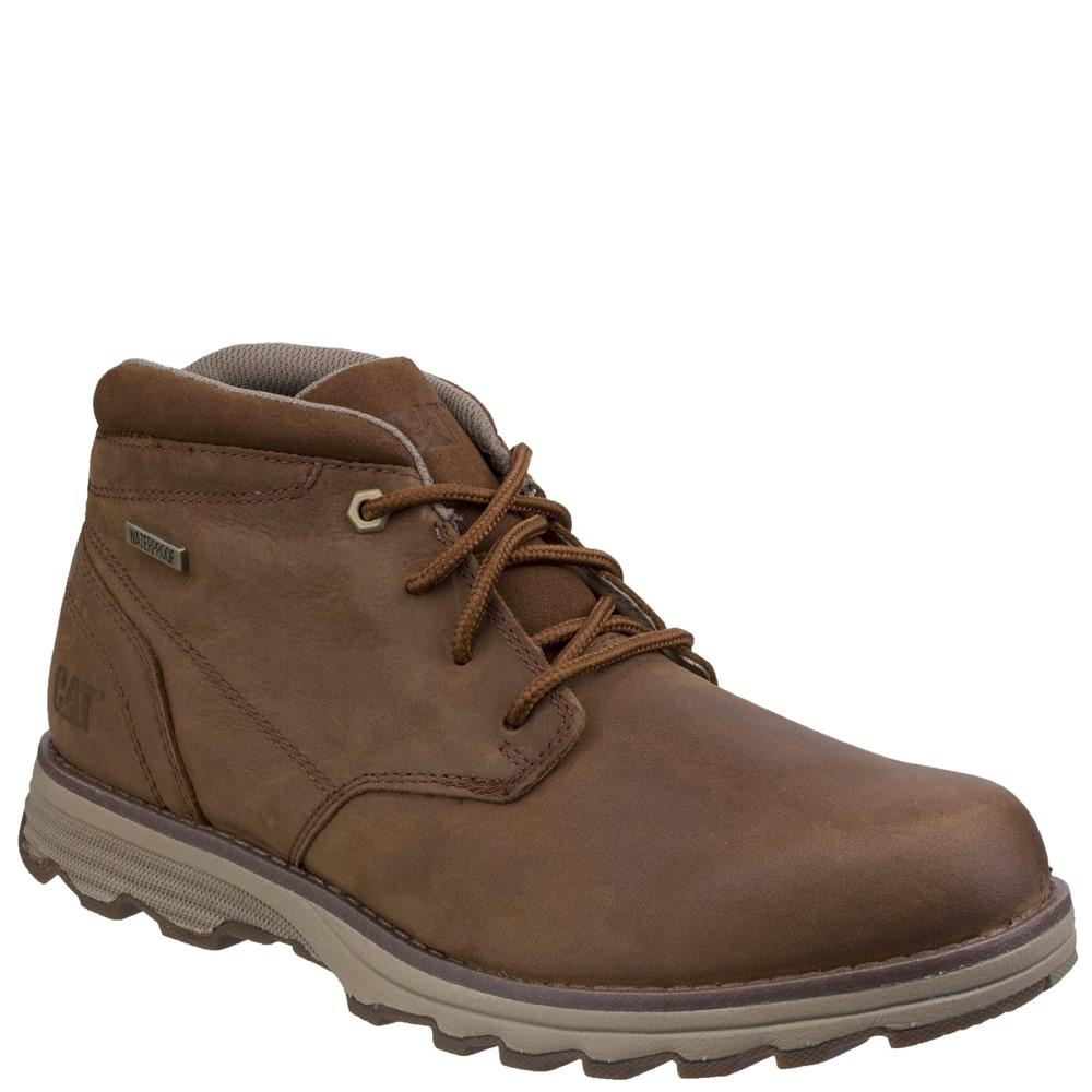 Men's CAT Lifestyle Brown Elude by CAT