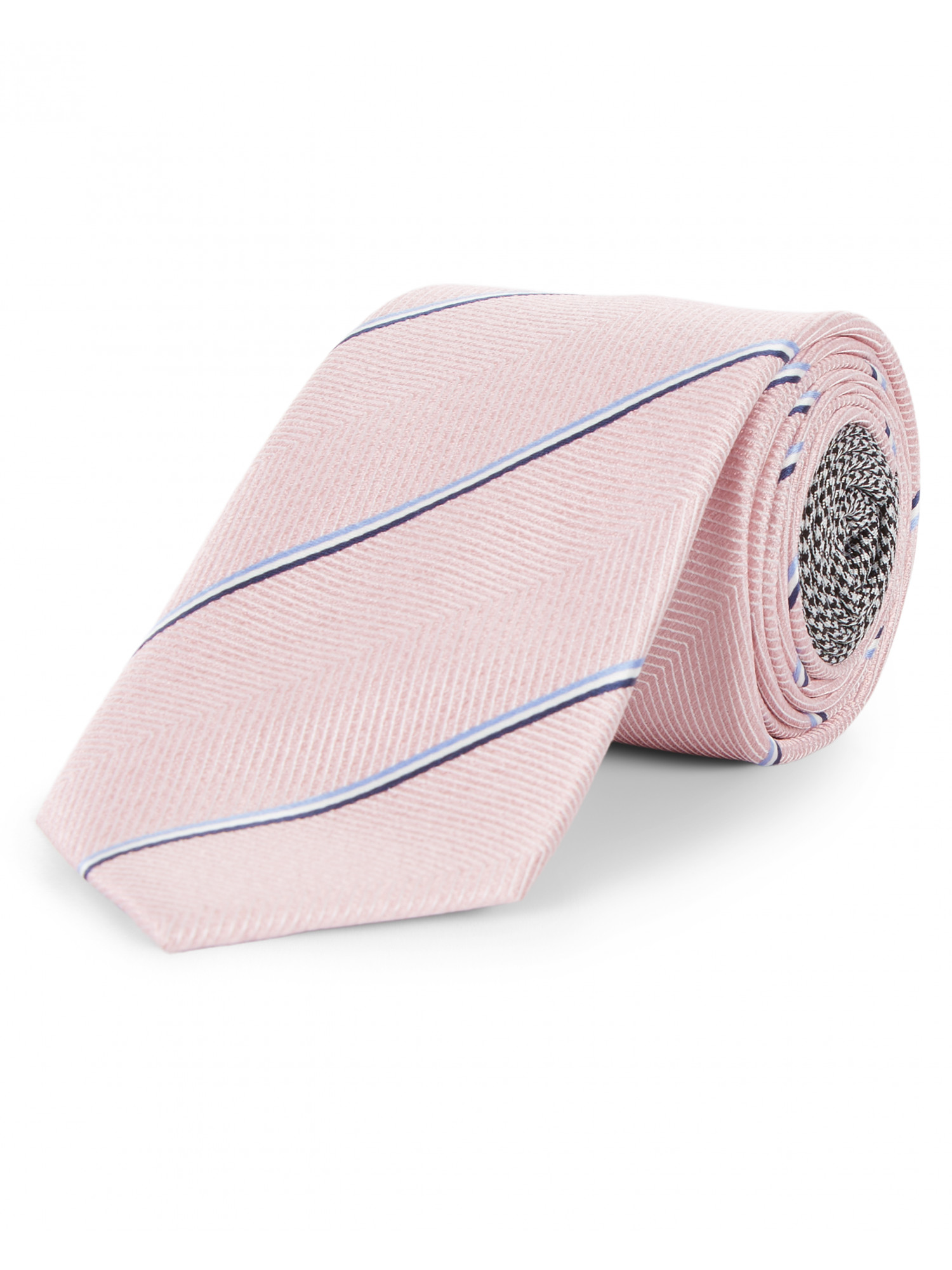 Bold Stripe Tie By Austin Reed Thread