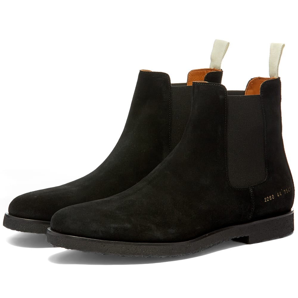 Chelsea Boot Suede by Common Projects