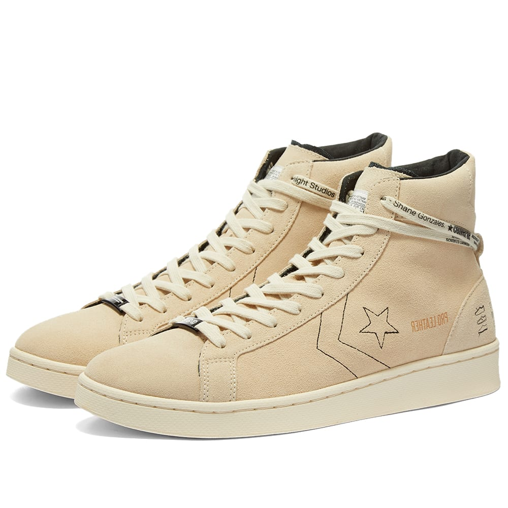 x Midnight Studios Pro Leather Mid by