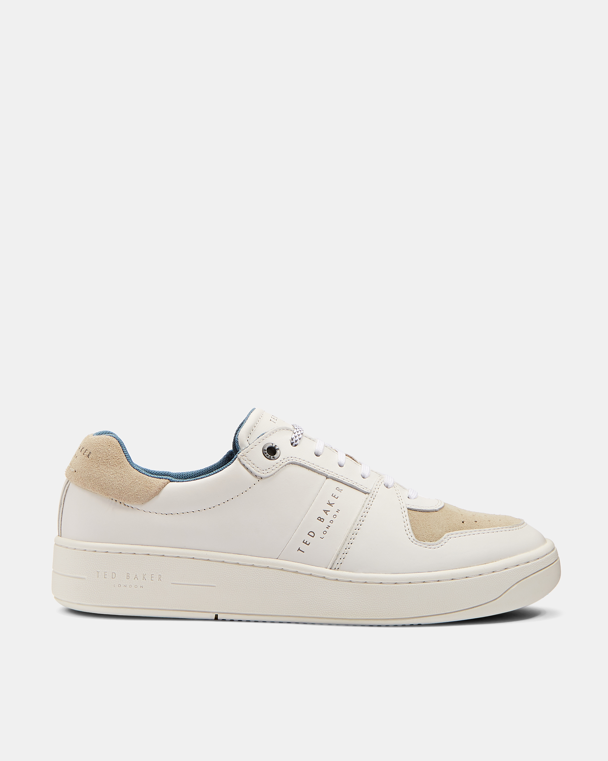 MALONI Modern leather trainers by Ted