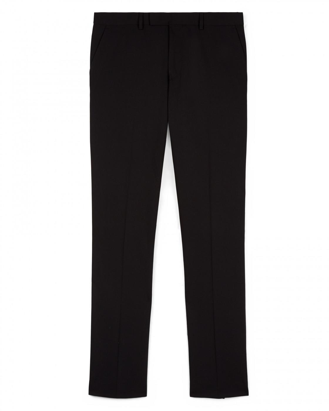Skinny Black Suit Trouser By Austin Reed Thread
