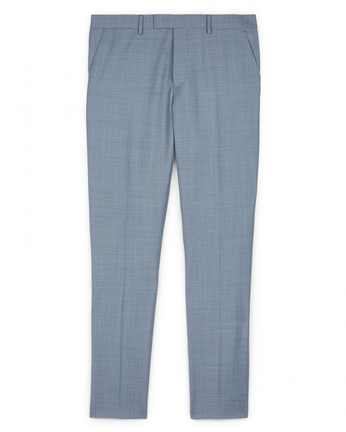 Skinny Melange Suit Trouser By Austin Reed Thread