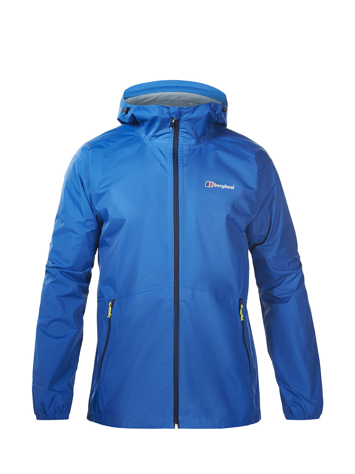 Berghaus Mens Deluge Light Waterproof Shell Jacket