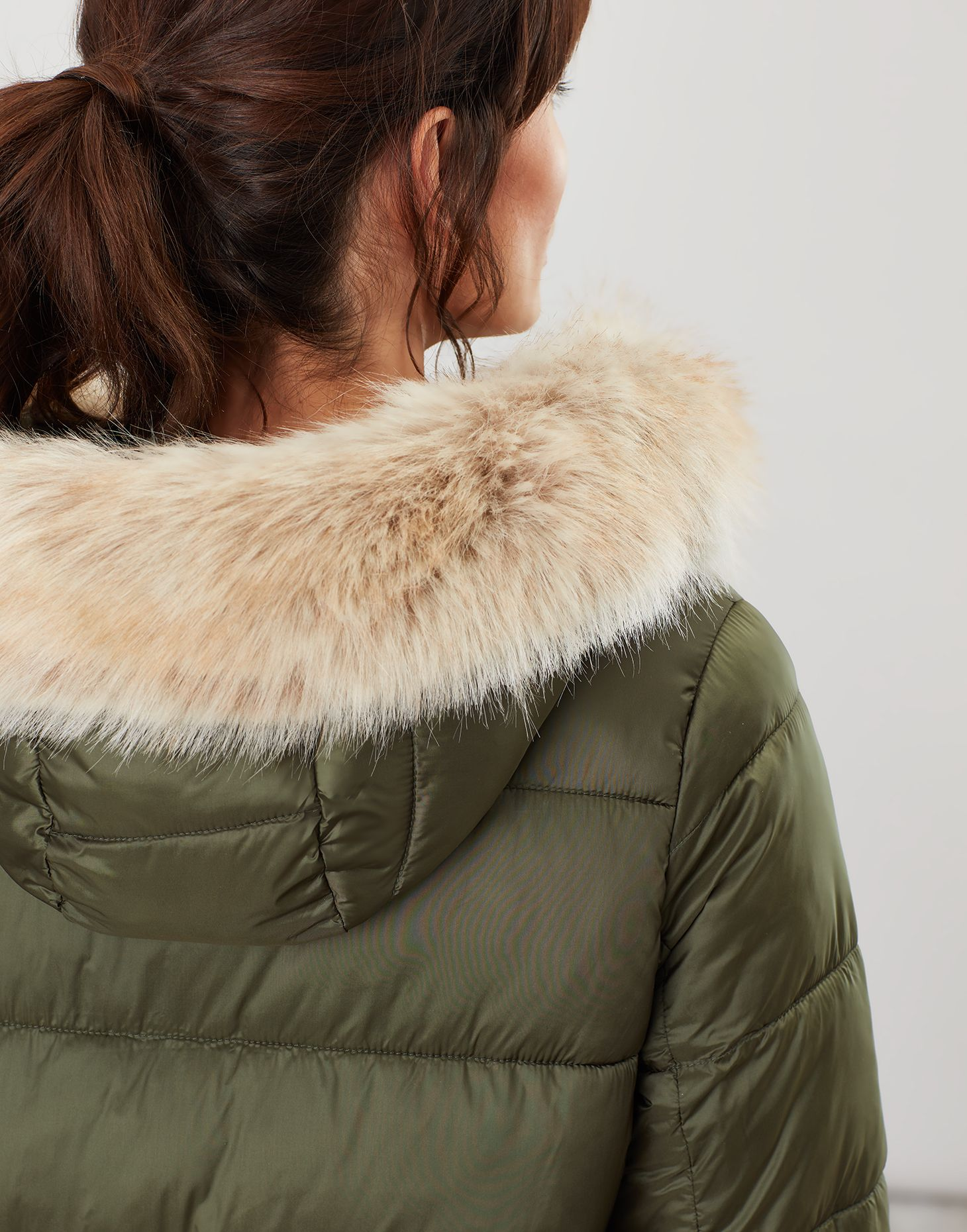 joules touchline padded coat