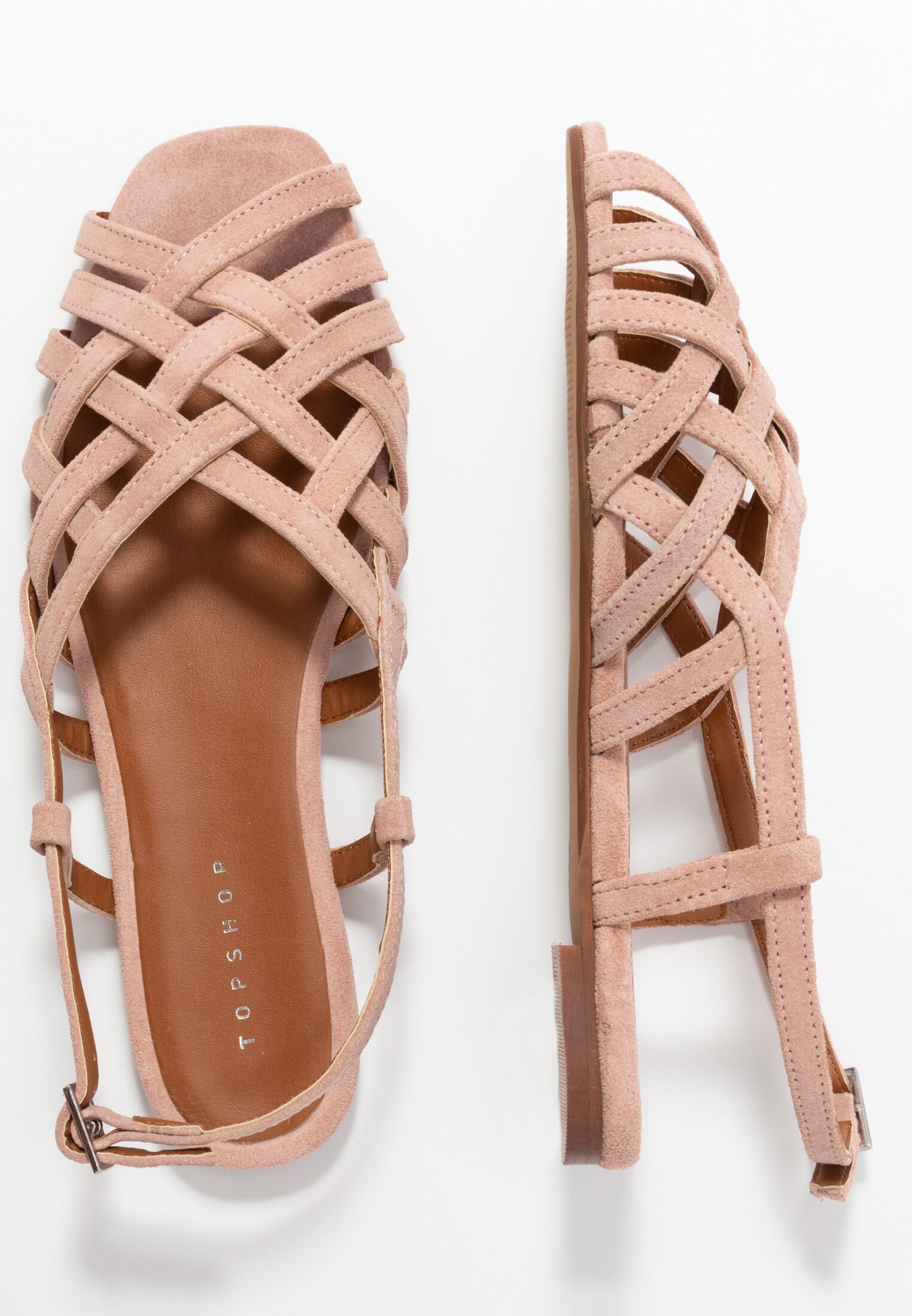 OLIVIA STRAPPY SLING - Sandals by
