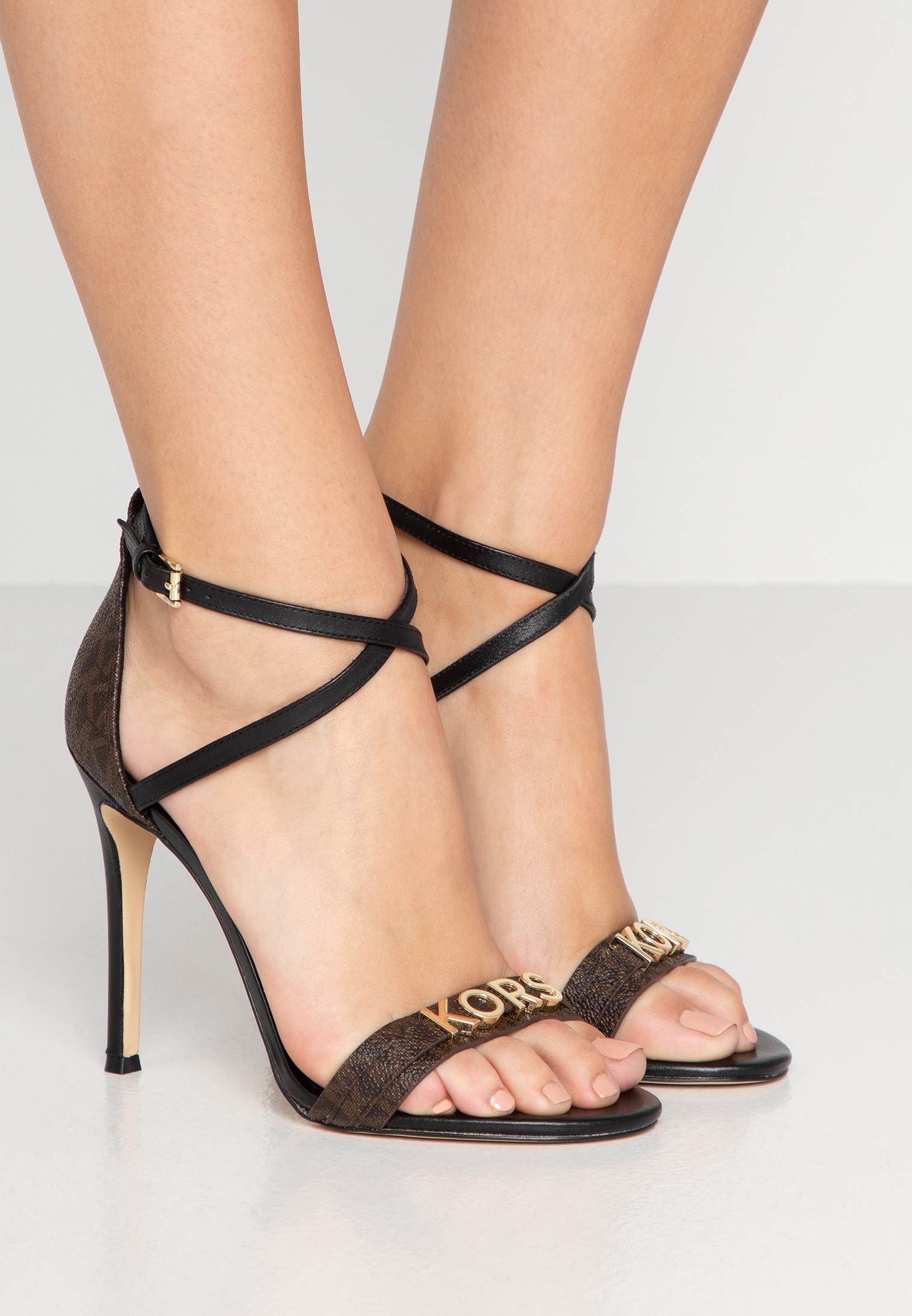 GOLDIE SINGLE SOLE - High heeled