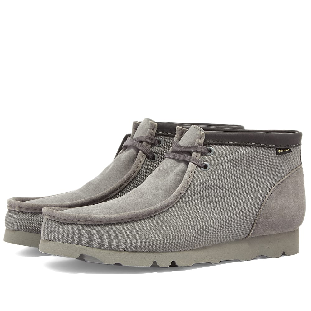 Wallabee Gore-Tex Boot by Clarks