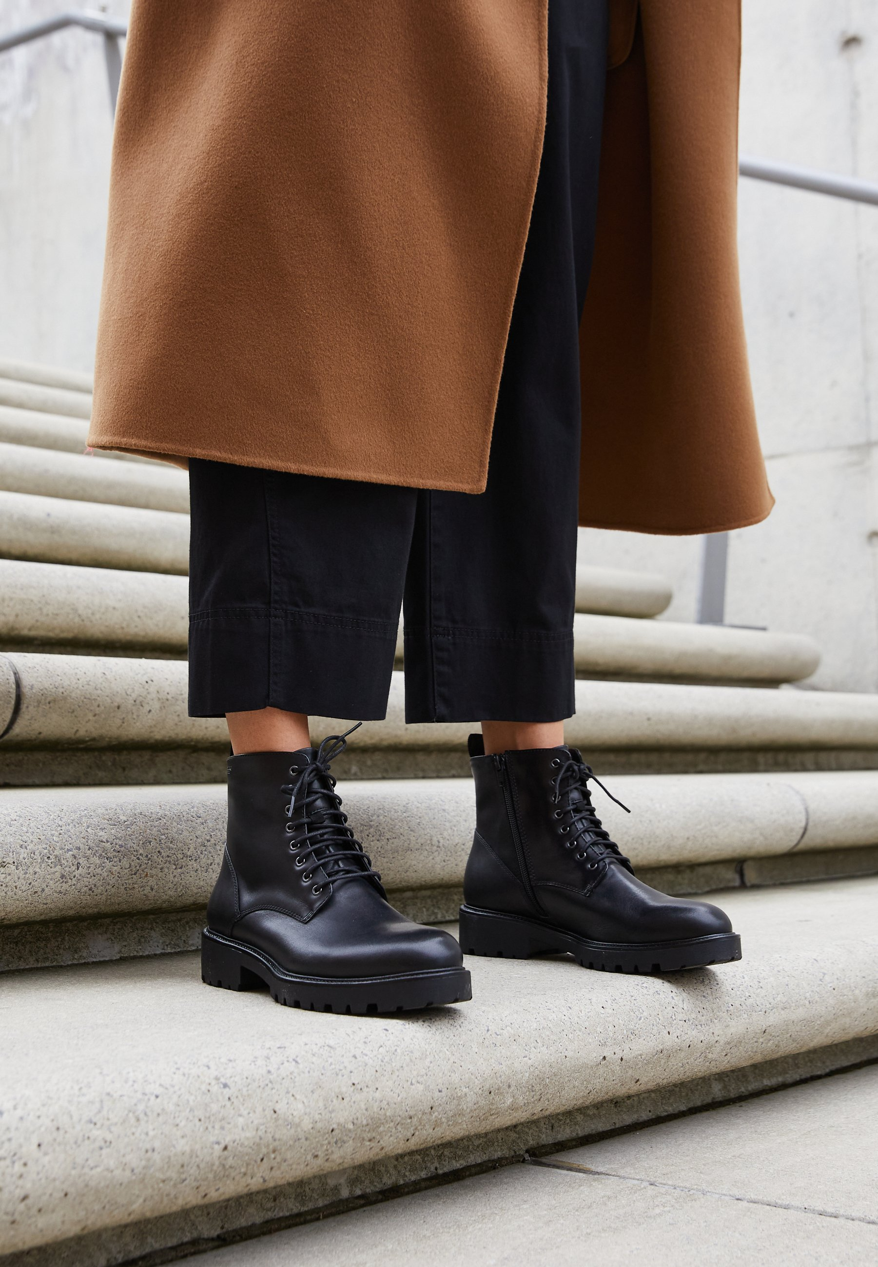 KENOVA - Lace-up ankle boots by