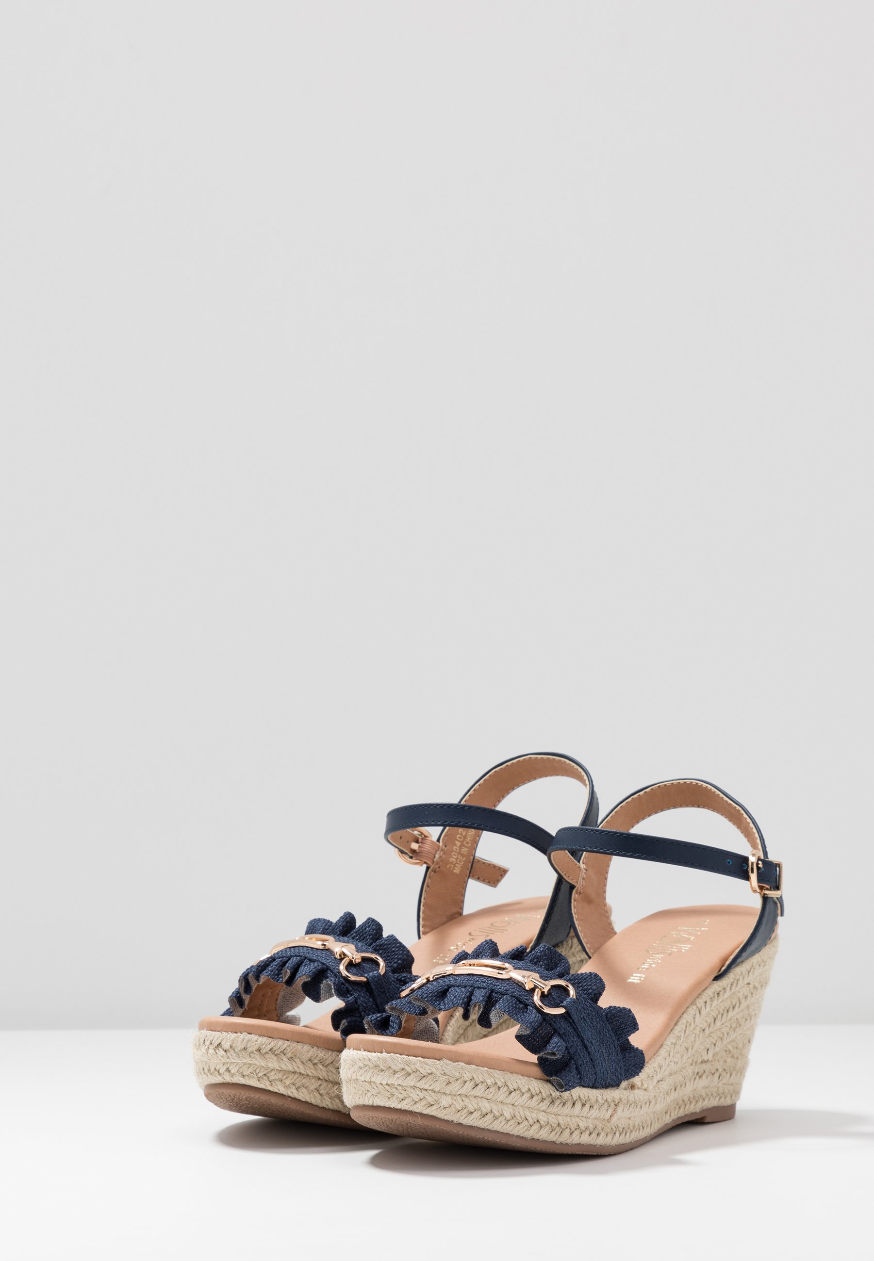 WHISTLE - Espadrilles by Wallis Wide