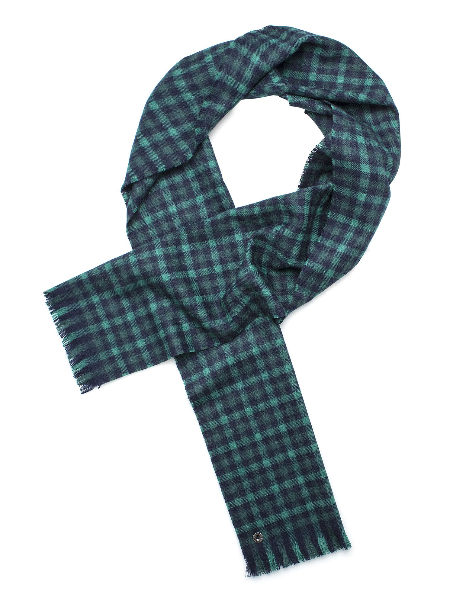 Ben Sherman Pine Grove Woven House Gingham Scarf