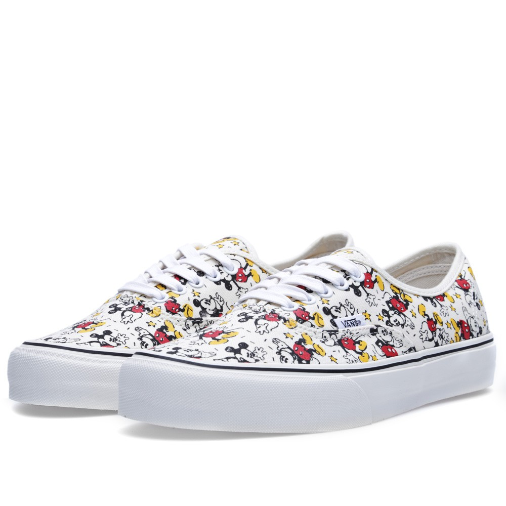 x Disney OG Authentic LX 'Mickey Mouse