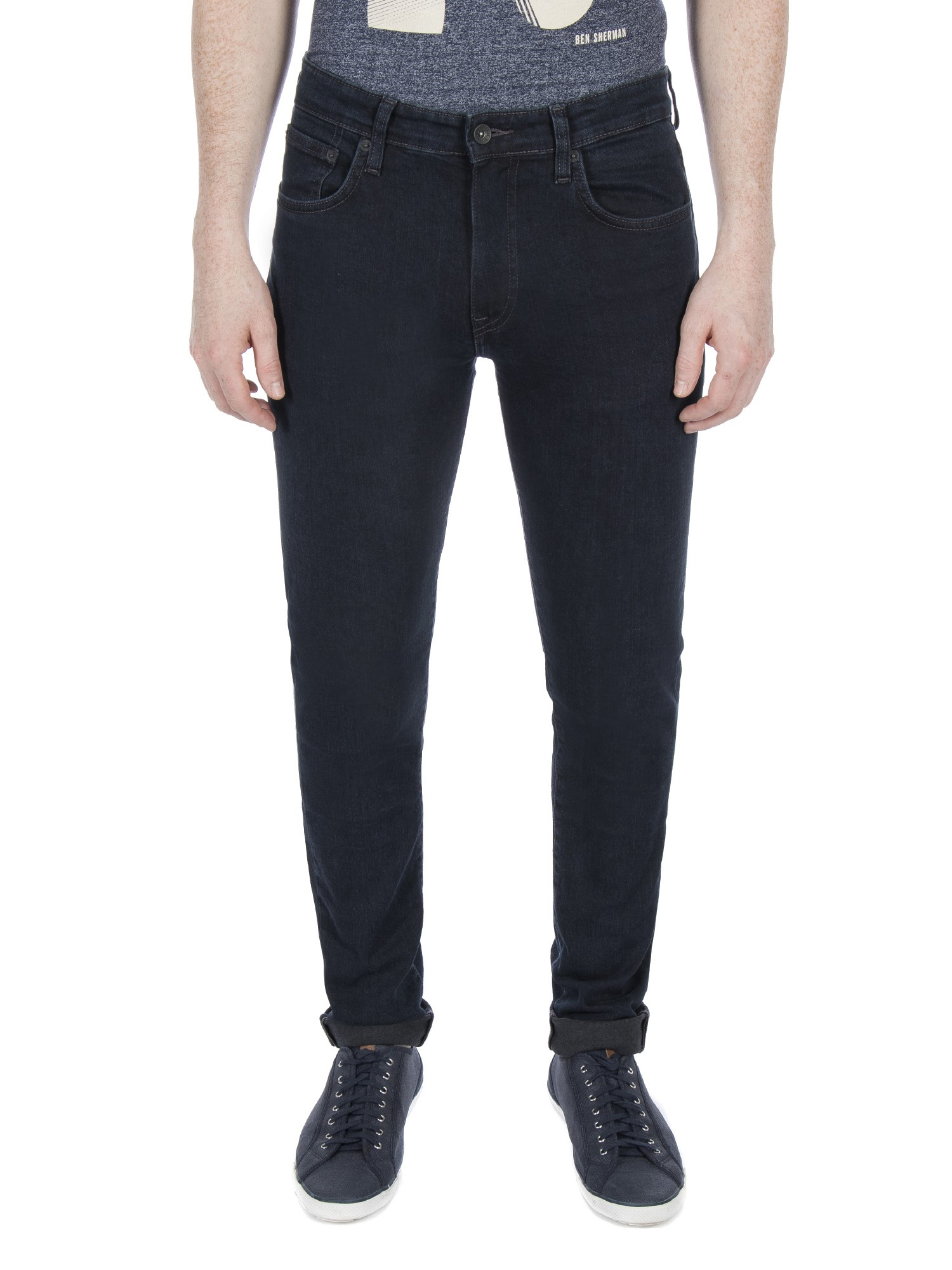 Ben Sherman Denim Rinse Wash Slim Fit Jean Slim Fit