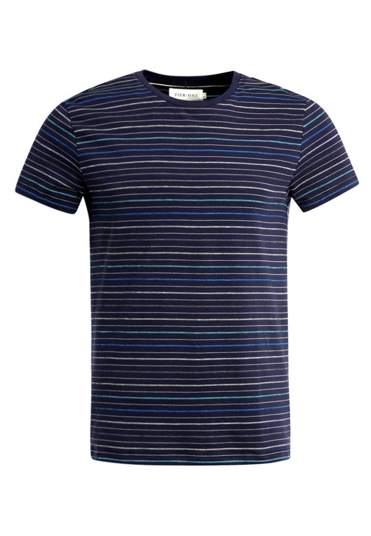 Pier One multicoloured Print T-shirt