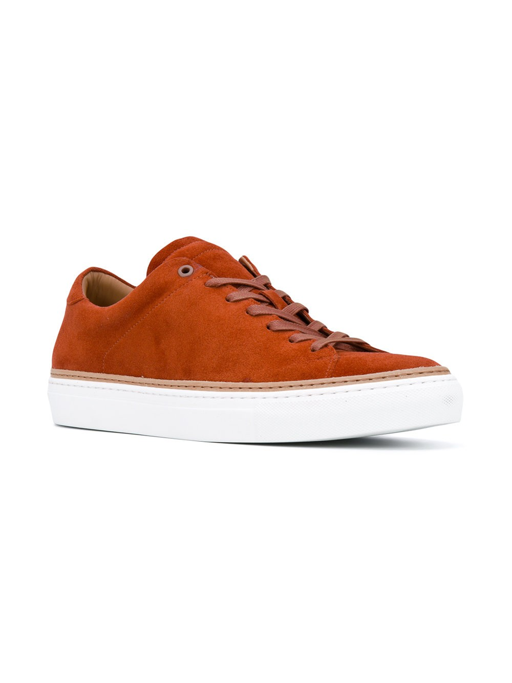 Natural Selection No. 288 Prince Habanero Suede Sneaker