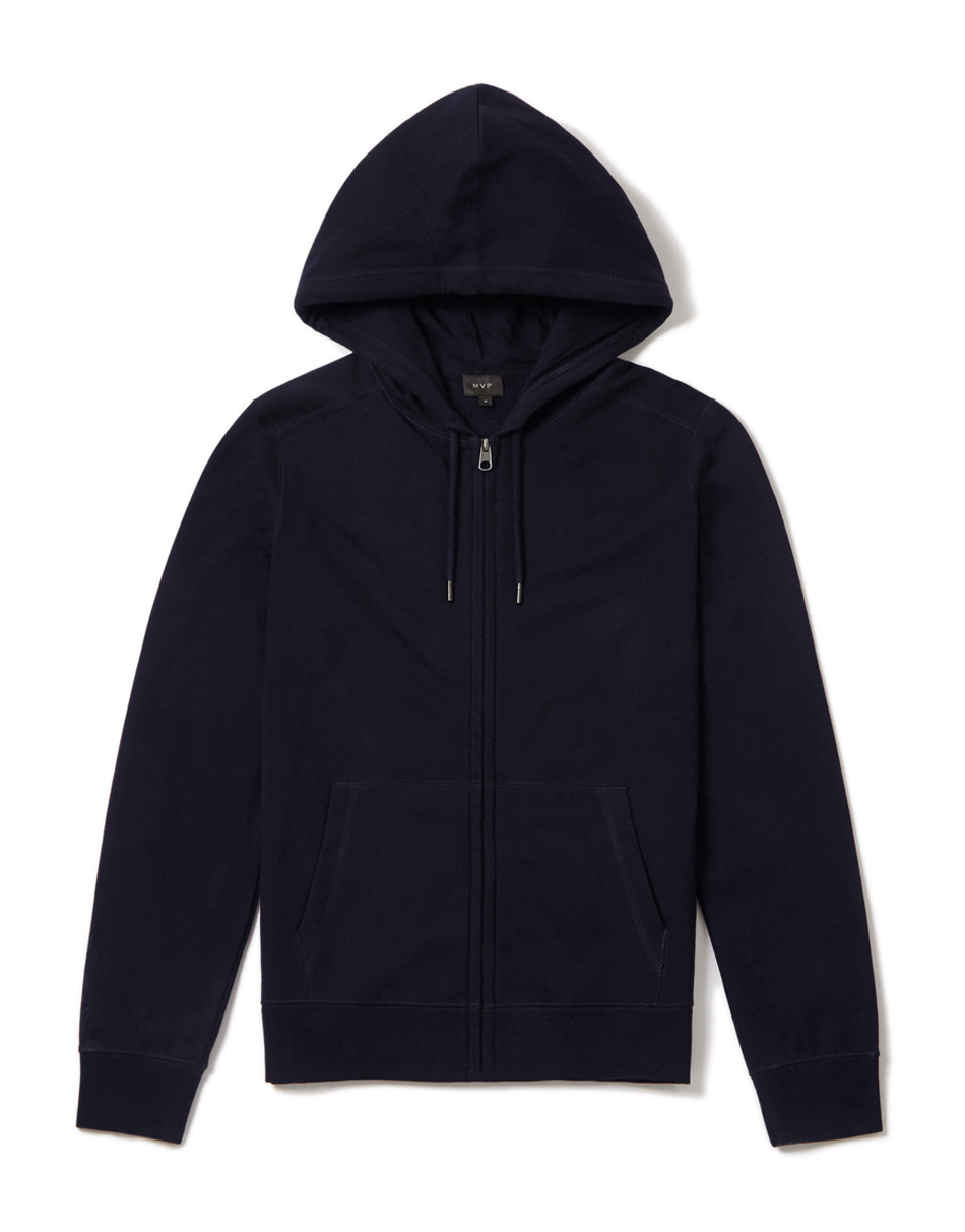 MVP Navy Harding Hooded Sweatshirt