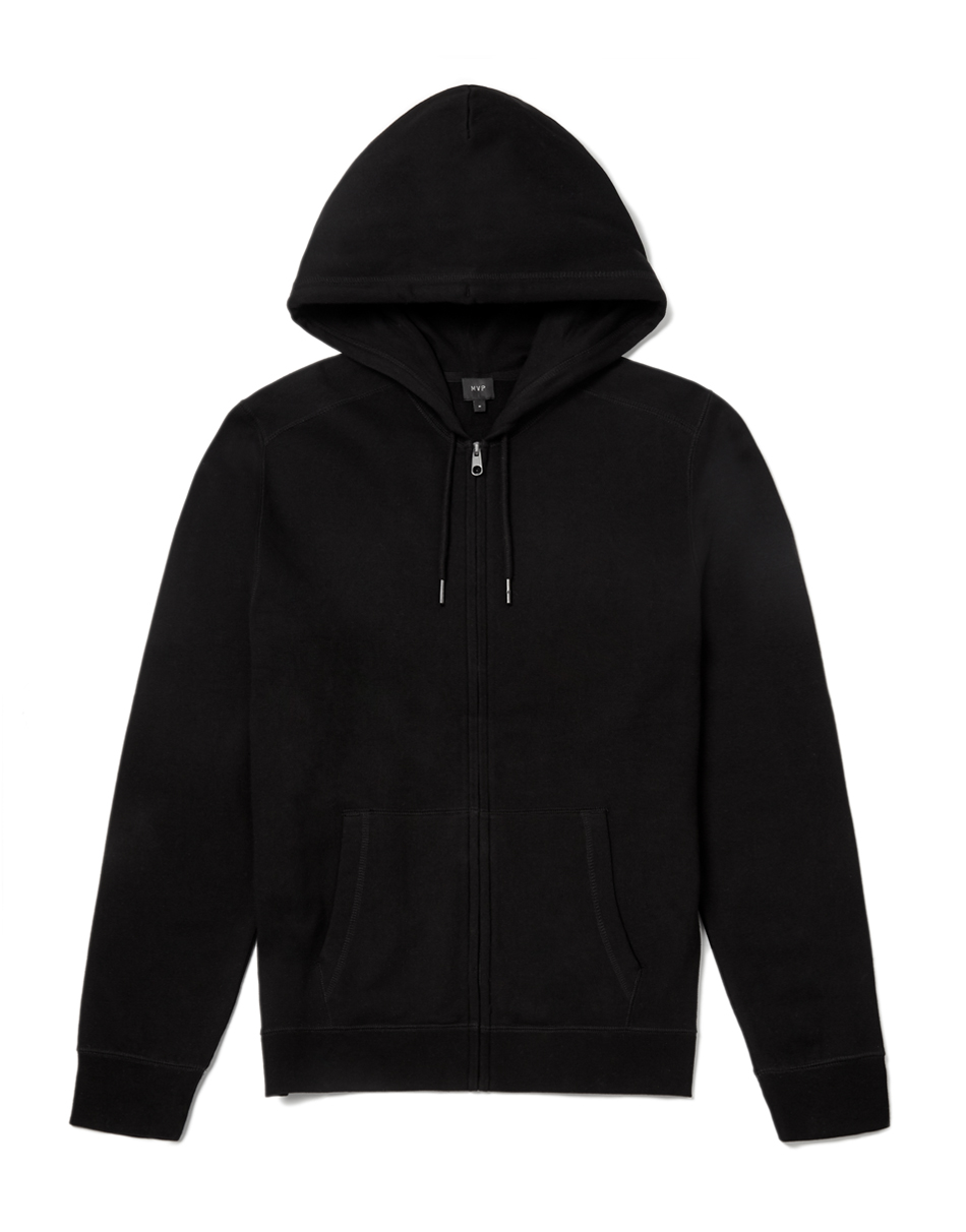 MVP Harding Hooded Sweatshirt - Black