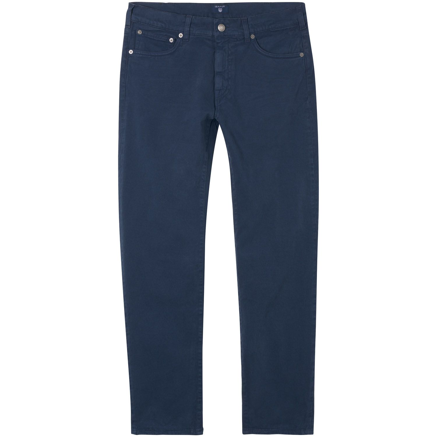 GANT Marine Regular Fit Moleskin Jeans