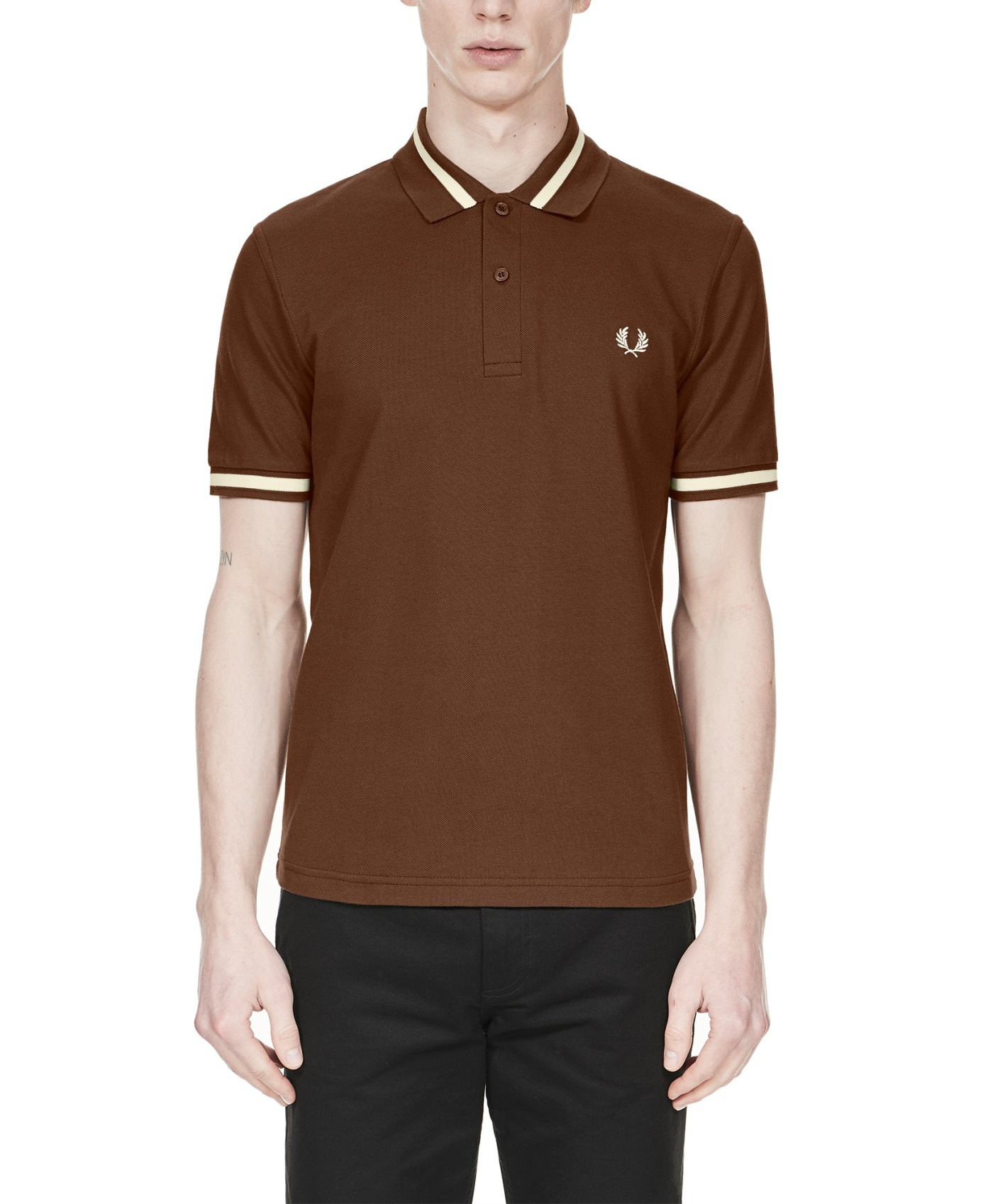 Fred Perry Single Tipped Fred Perry Shirt