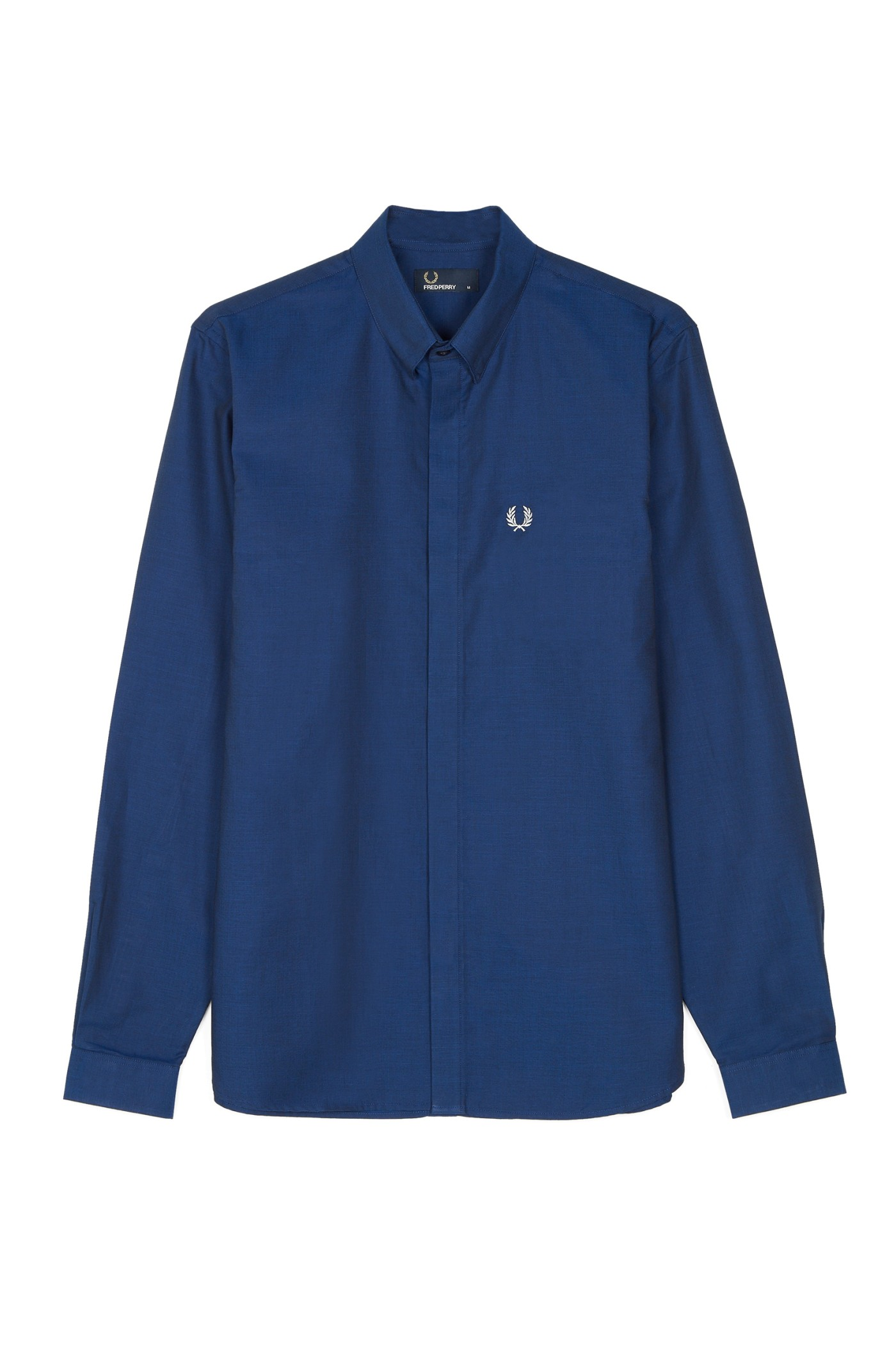 Fred Perry Concealed Placket Shirt