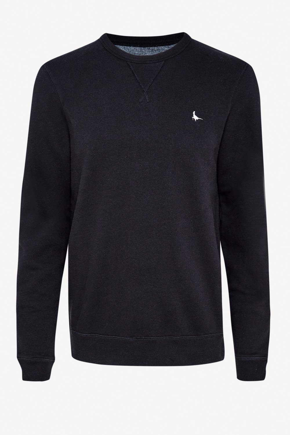 Jack Wills Black BRIDFORD SWEATSHIRT