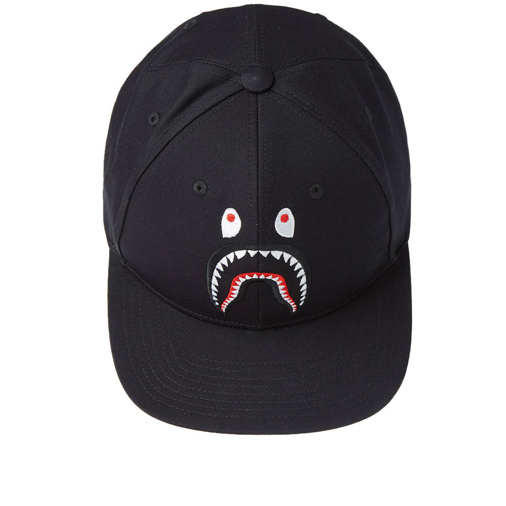 1fbc69093cfea A Bathing Ape Shark Snapback Cap. £105. Sorry