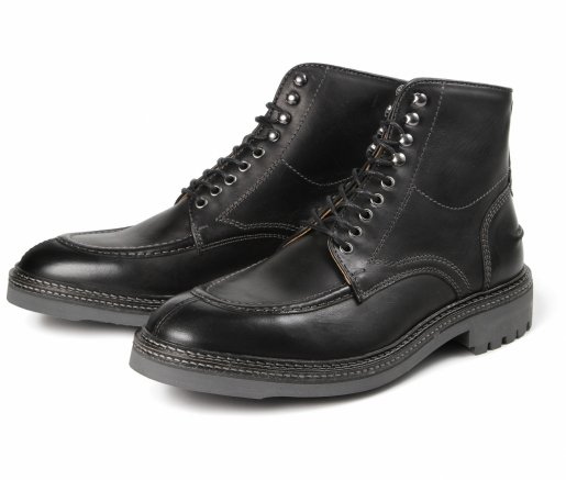 Hudson Shoes Wycombe Black Boot