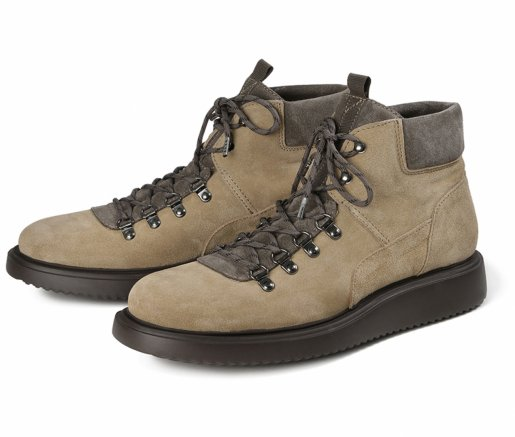Hudson Shoes Stange Suede Sand Boot