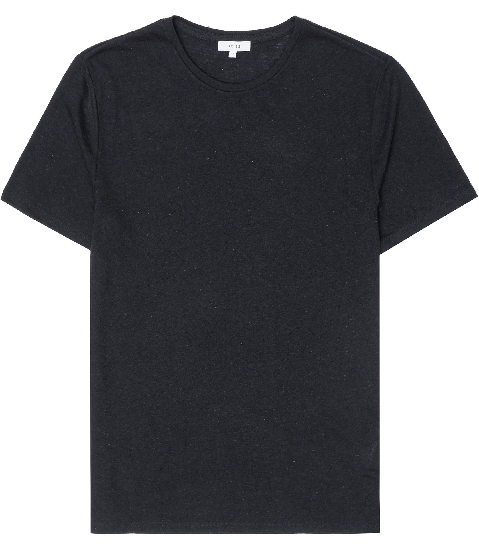 Reiss Navy Ghost Nep T-Shirt