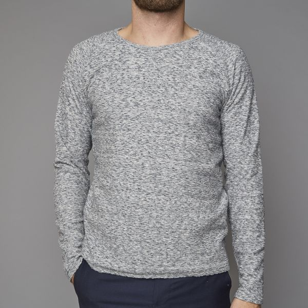 Suit Grey Jumper