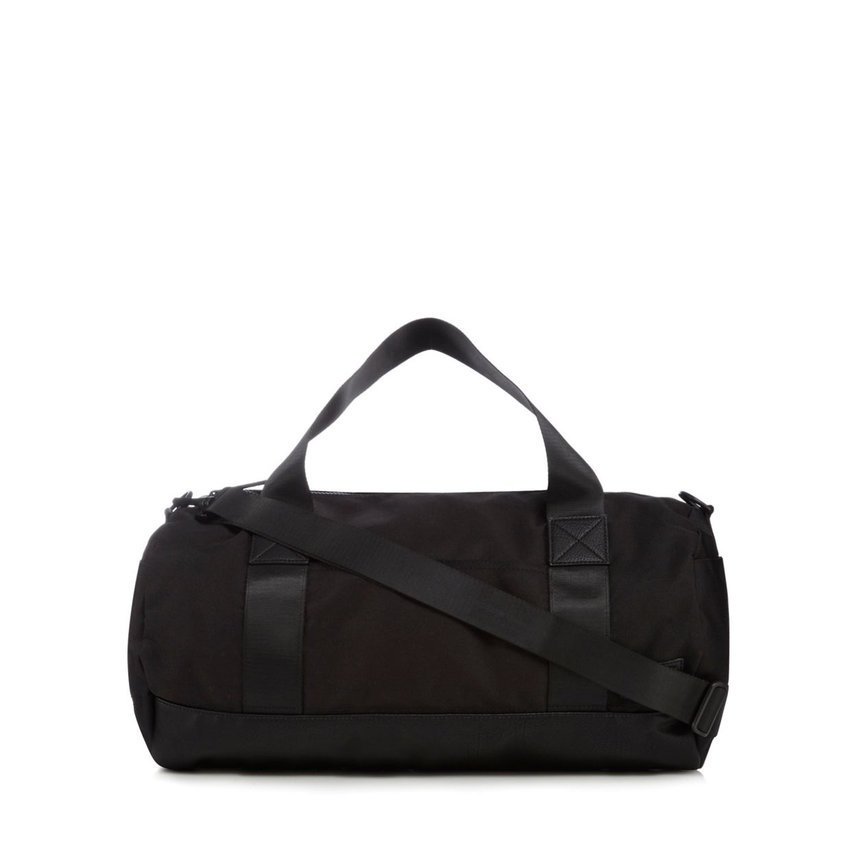 Red Herring Black large holdall bag