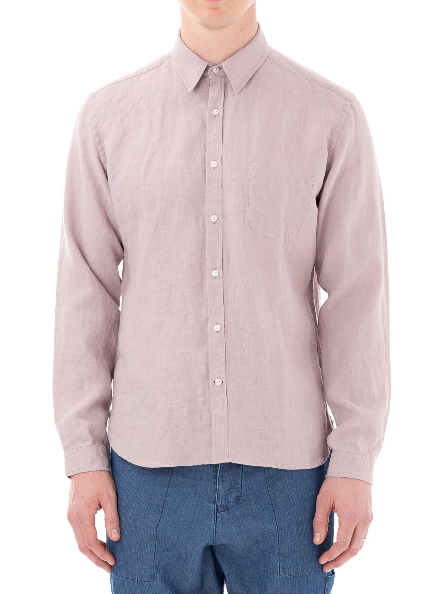 Oliver Spencer New York Special Shirt Linton Pink OSMS200C-LIN01PIN