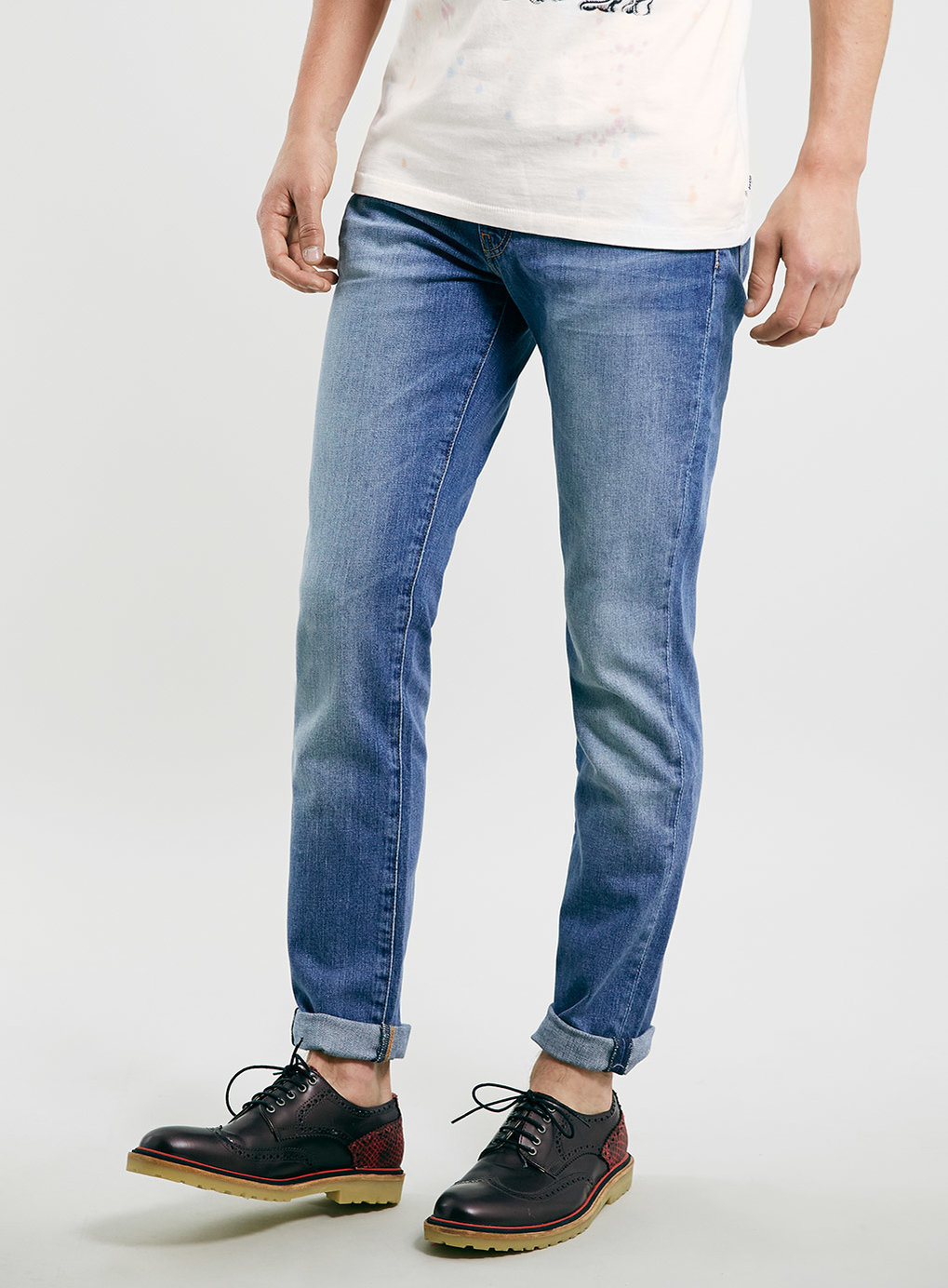 97f678862d8 blue 511 slim fit harbour jeans by Levi s — Thread