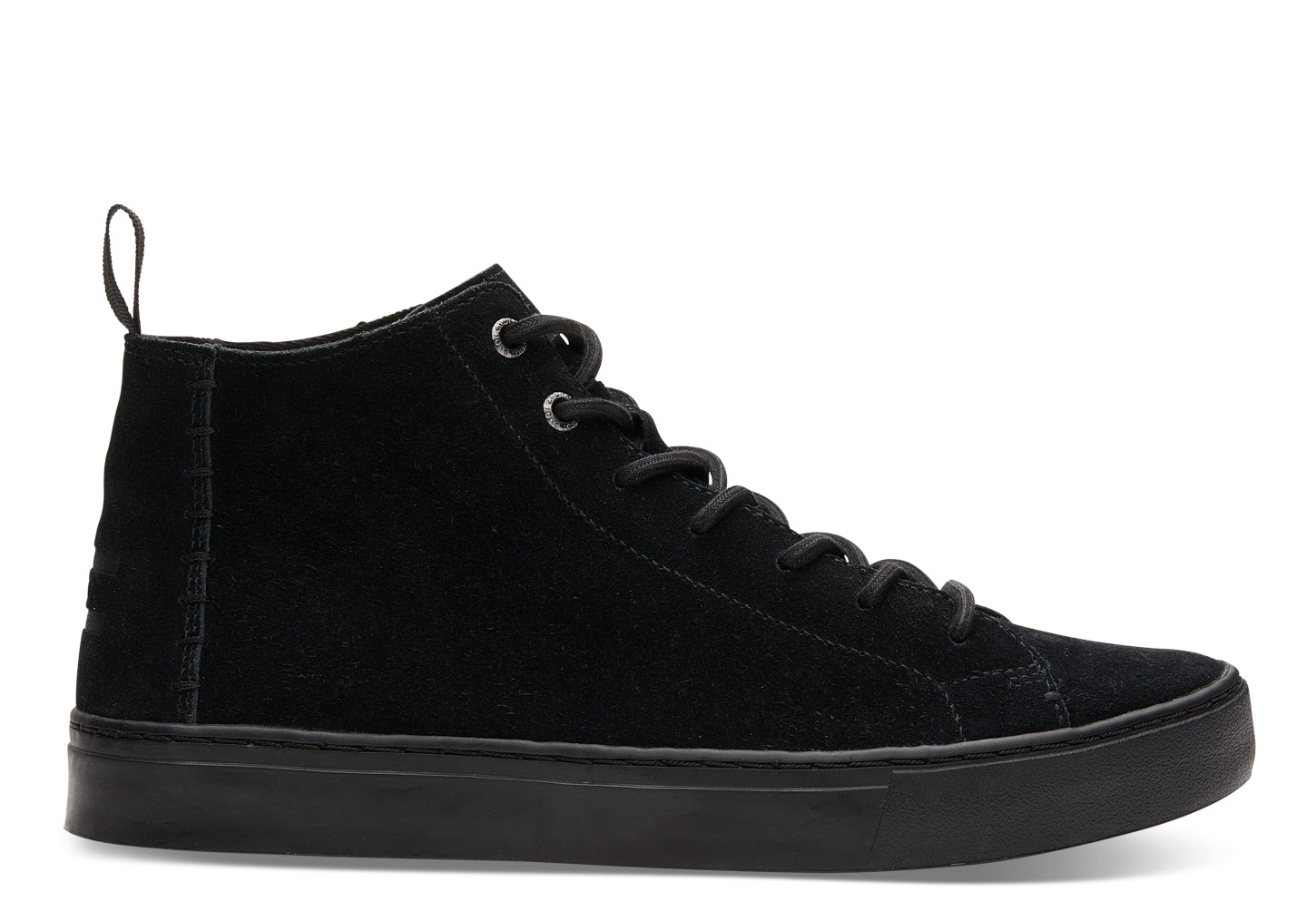 Suede Lennox Mid-Top Trainer by Toms