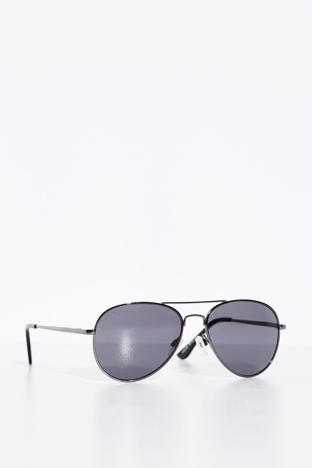 Jack Wills Grey RORRINGTON AVIATOR SUNGLASSES